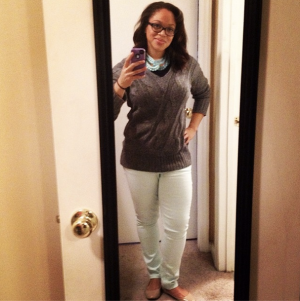 Outfitselfie 112513