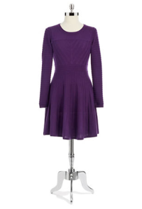 shoshanna wool sweater dress