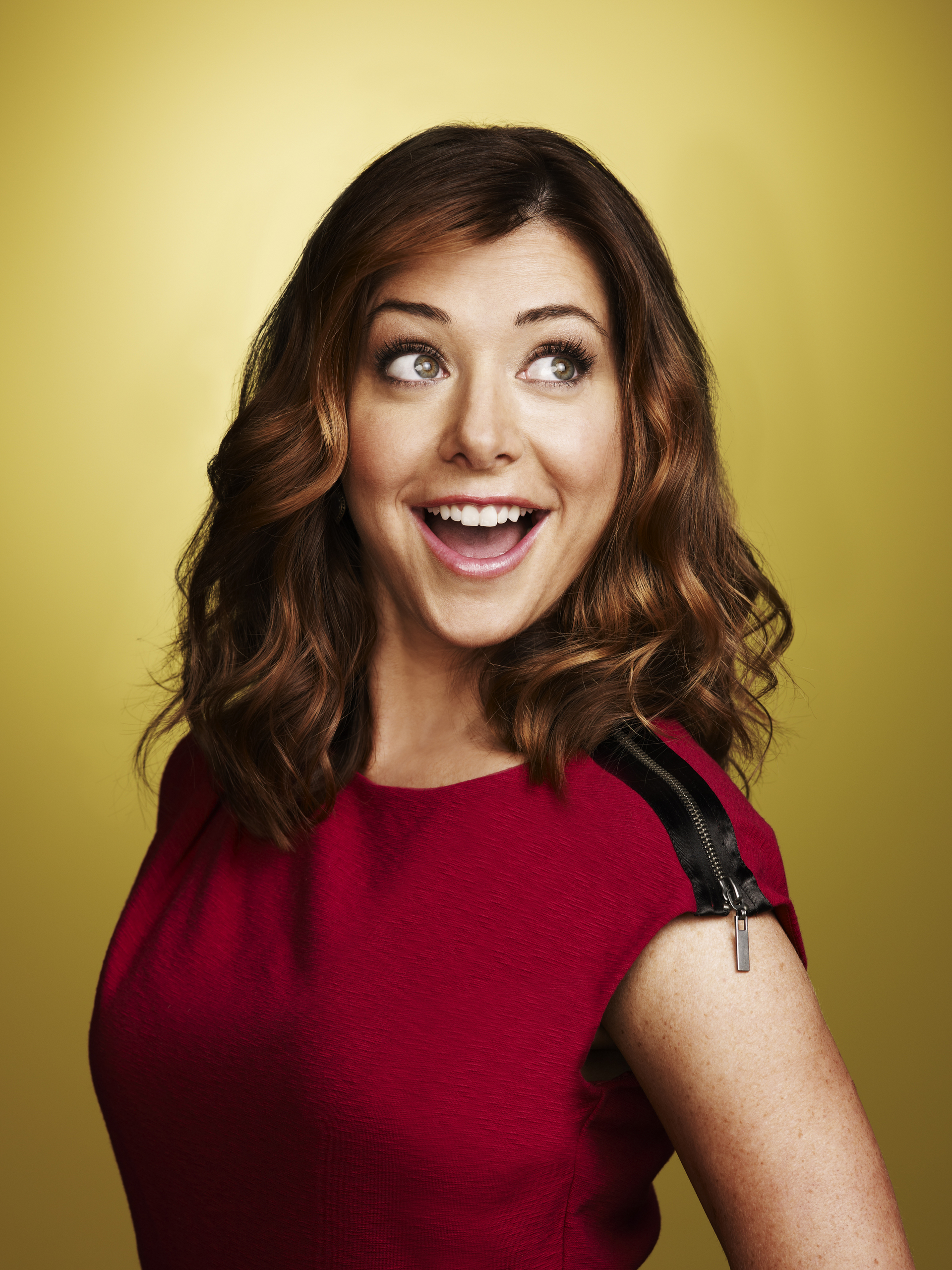 Want Her Wardrobe: Lily Aldrin | petite curves ahead