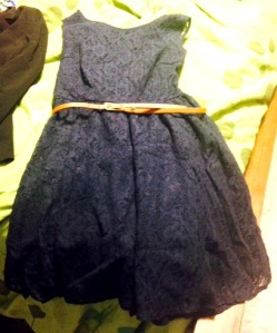 dress off