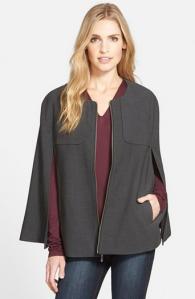 halogen twill cape